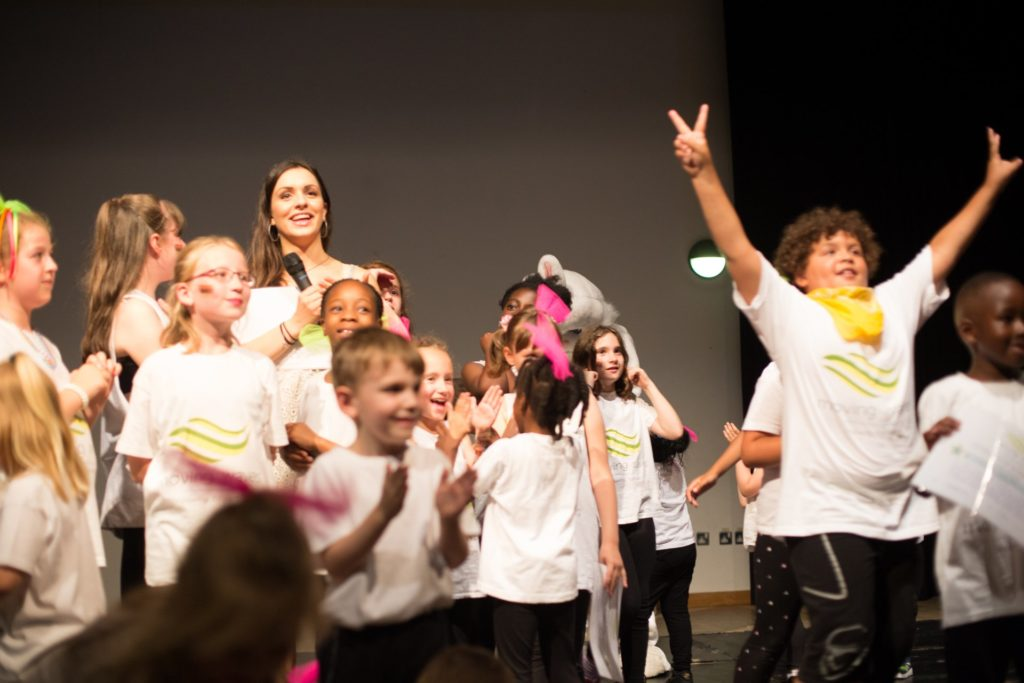 the practise of any art form is a powerful and therapeutic tool to any person's development, at any stage of their lives. Dance, Drama, Music and Art are inheritable in all of us and very important for our all-round development.