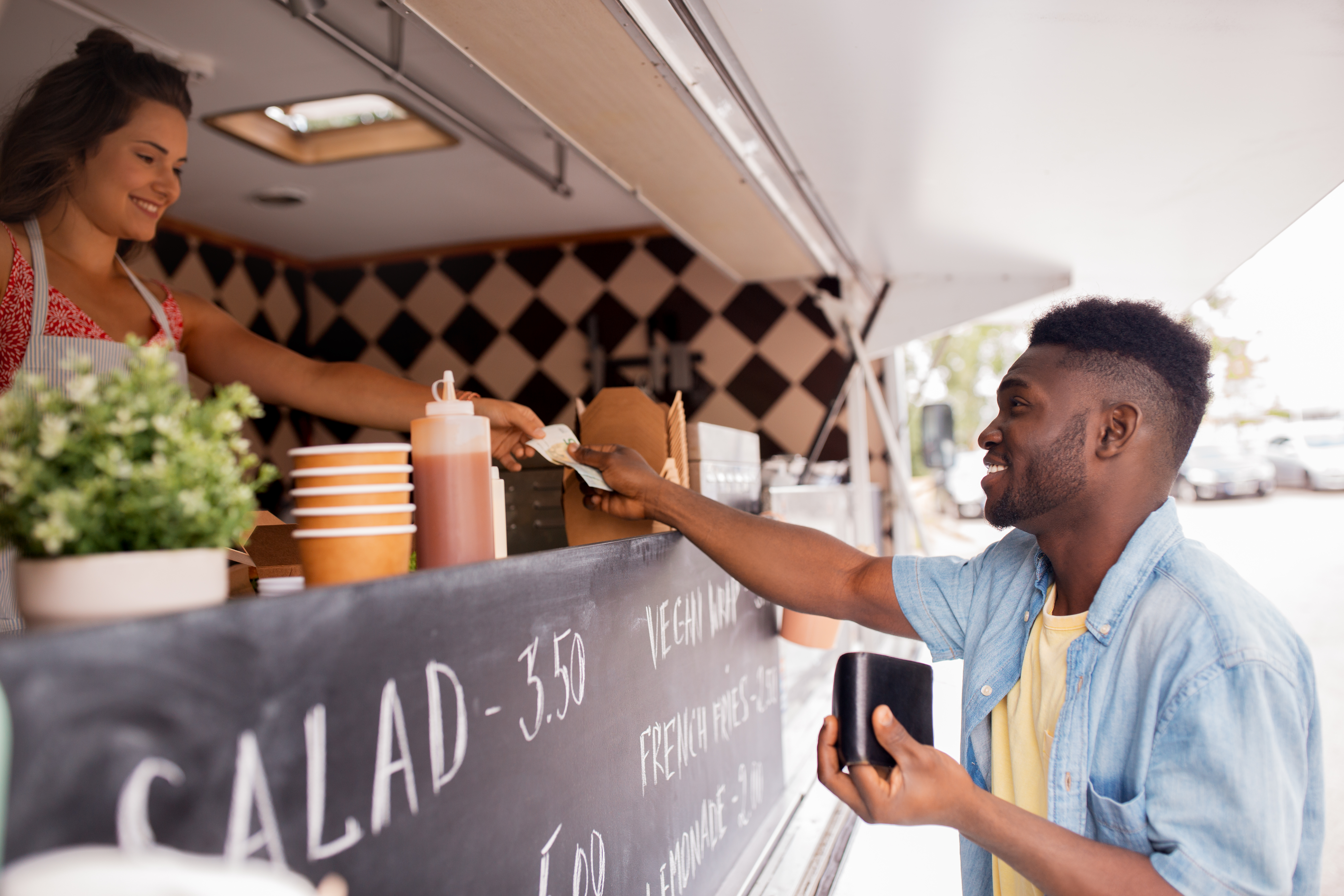 Small business owners often lack access to substantial capital. Maybe you can relate. You might have a dream of opening your own restaurant, but you might not be able to justify the cost of doing so.