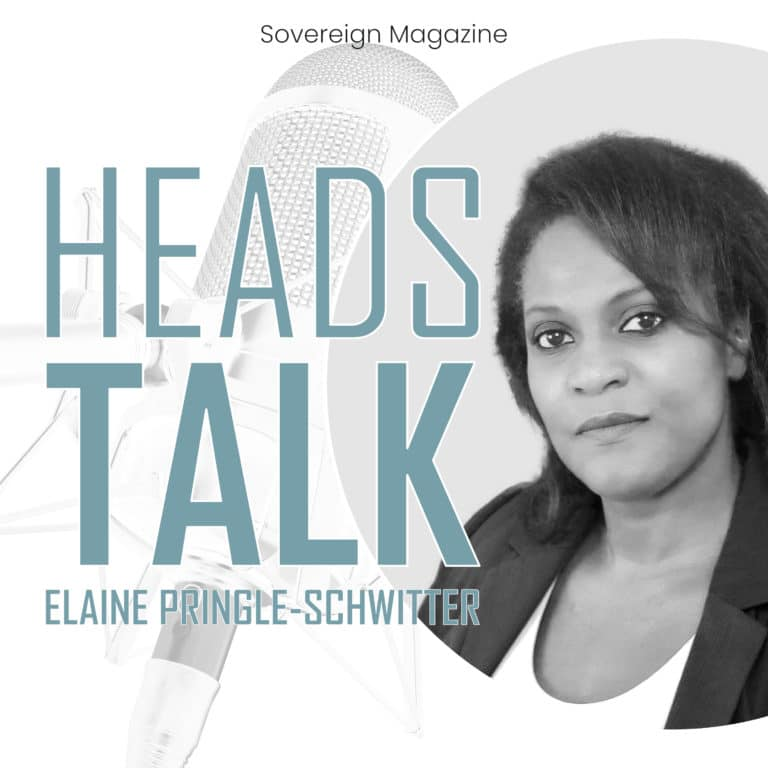 Heads Talk Podcast by Sovereign Magazine - News and interviews with leading innovators from the world of business, finance and technology.
