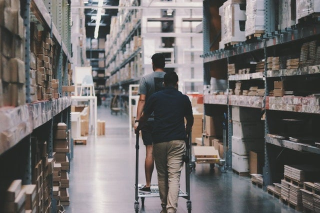 Optimising your warehouse layout can increase efficiency and workflow.