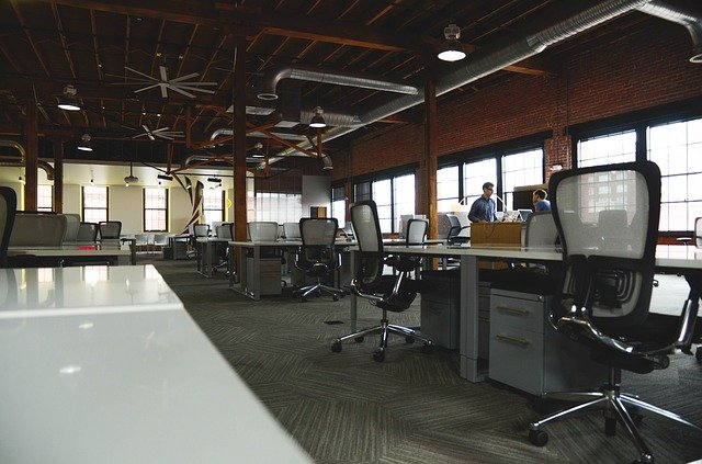 renovating your business office