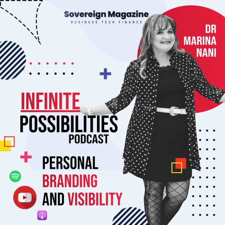 Sovereign Magazine Podcasts on Business, Technology and Finance. Subscribe and listen for free on our site or your favourite podcast apps.